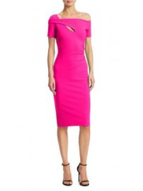 Chiara Boni Cutout Dress at Saks Off 5th