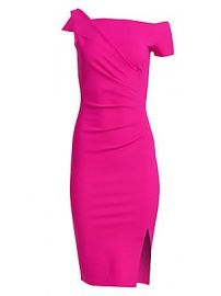 Chiara Boni La Petite Robe - Affie Ruched Dress at Saks Fifth Avenue