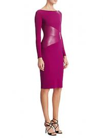 Chiara Boni La Petite Robe - Off-The-Shoulder BodyCon Dress at Saks Fifth Avenue