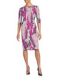 Chiara Boni La Petite Robe Floral Dress at Saks Fifth Avenue