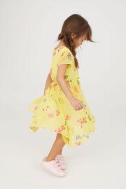 Chiffon Dress at H&M