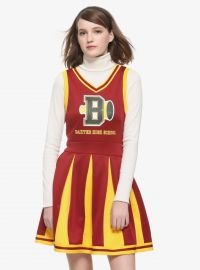 Chilling adventures of sabrina baxter cheer dress at Hot Topic