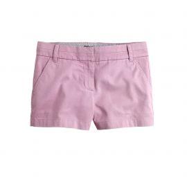 Chino Shorts at J. Crew