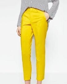 Chino Trousers at Zara