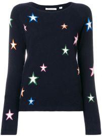 Chinti  amp  Parker 3D Star Sweater  - Farfetch at Farfetch