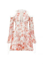 Chintz Print Dress by Thurley at Thurley