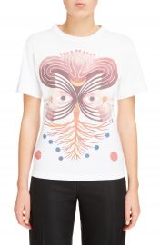 Chlo   Eye Print Graphic Tee at Nordstrom