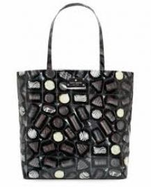 Chocolate Bon Shopper Tote at Kate Spade
