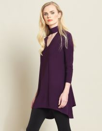 Choker Tunic by Clara Sunwoo at Clara Sunwoo