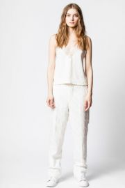 Chris Jac Leo Camisole at Zadig & Voltaire