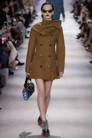 Christian Dior Fall 2016 Coat at Vogue