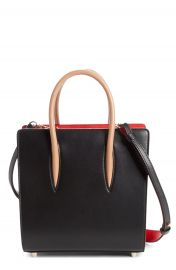 Christian Louboutin Paloma Calfskin Tote at Nordstrom
