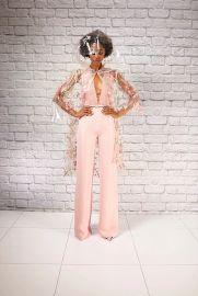 Christina Jumpsuit - Spring Evolution 2019 Collection by Randi Rahm at Randi Rahm