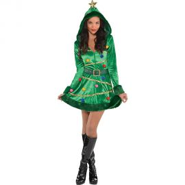 Christmas Tree Dress at Party City