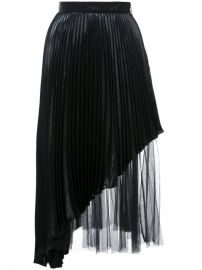 Christopher Kane Pleated Midi Skirt  1 695 - Buy Online AW17 - Quick Shipping  Price at Farfetch