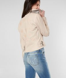 Christy Leather Jacket at Buckle