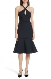 Cinq    Sept Dante Halter Dress at Nordstrom