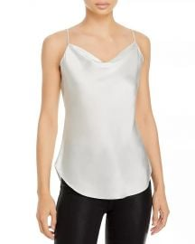 Cinq  amp agrave  Sept Cinq a Sept Marta Cowl Neck Silk Cami Women - Bloomingdale s at Bloomingdales