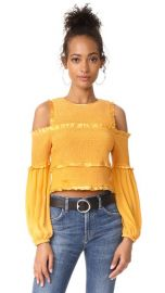 Cinq a Sept Pascal Top at Shopbop