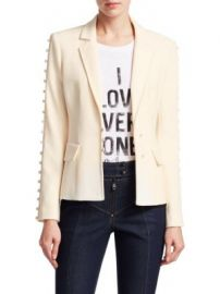 Cinq a Sept Vivianna Blazer at Saks Fifth Avenue