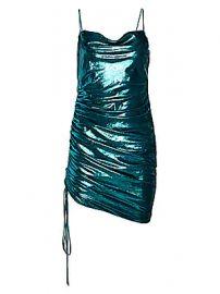 Cinq    Sept - Astrid Liquid Shine Dress at Saks Fifth Avenue
