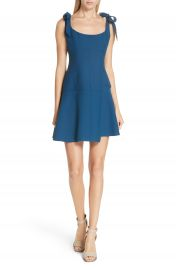 Cinq    Sept Jeanette Tie Strap Dress at Nordstrom