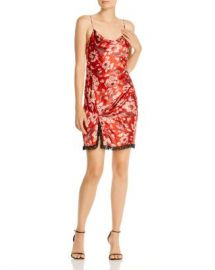 Cinq  amp agrave  Sept Avalyn Fringed Hem Dress Women - Bloomingdale s at Bloomingdales