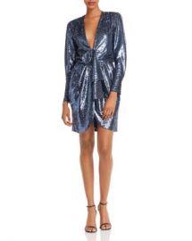 Cinq  amp agrave  Sept Skylar Sequin Embellished Mini Dress Women - Bloomingdale s at Bloomingdales