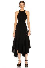 Cinq a Sept Belladonna Dress in Black   FWRD at Forward