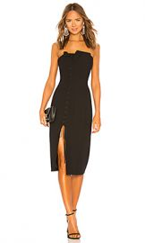 Cinq a Sept Charlotte Dress in Black from Revolve com at Revolve