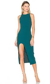 Cinq a Sept Eve Dress in Everglade from Revolve com at Revolve