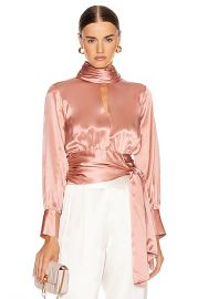 Cinq a Sept Jacqueline Top in Peony Pink   FWRD at Forward