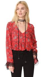 Cinq a Sept Jemma Top at Shopbop