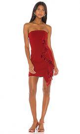 Cinq a Sept Nat Dress in Scarlet from Revolve com at Revolve