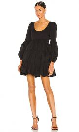Cinq a Sept Rose Dress in Black from Revolve com at Revolve