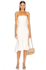 Cinq a Sept Salina Dress in White   FWRD at Forward