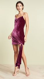 Cinq a Sept Velvet Ryder Dress at Shopbop