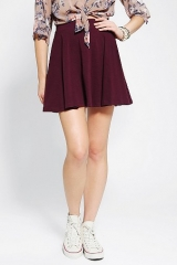 Circle knit skirt by Pins and Needles at Urban Outfitters