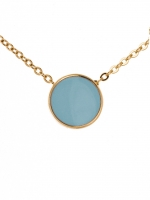 Circle necklace like Janes at American Apparel