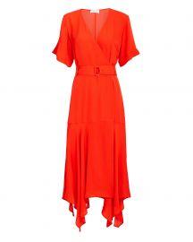 Claire Midi Dress at Intermix