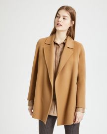 Clairene Coat at Theory