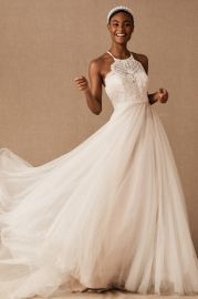Claremore Gown by Wtoo by Watters at Bhldn