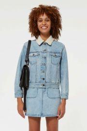 Clark Jacket by Rebecca Minkoff at Rebecca Minkoff