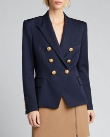 Classic Double-Breasted Blazer at Bergdorf Goodman