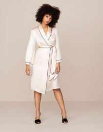 Classic Dressing Gown at Agent Provocateur