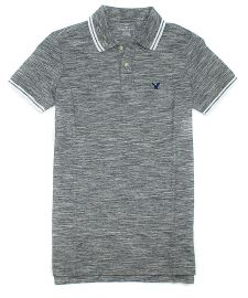 Classic Fit Pique Polo at Amazon
