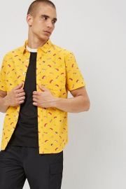 Classic Fit Sushi Shirt  at Forever 21