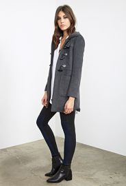 Classic Hooded Duffle Coat  Forever 21 - 2000083768 at Forever 21