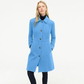 Classic Lady Day Coat at J. Crew