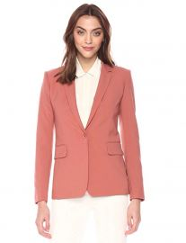 Classic One Button Essential Jacket at Amazon